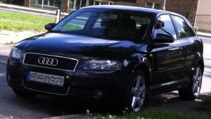 Audi A3 8P przed liftingiem