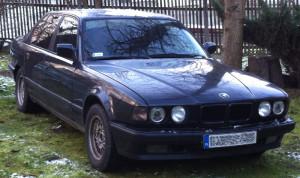 BMW E32 750iA
