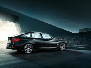 BMW serii 3 Gran Turismo - oznaczenie F34 - pierwsze pięciodrzwiowe BMW serii 3