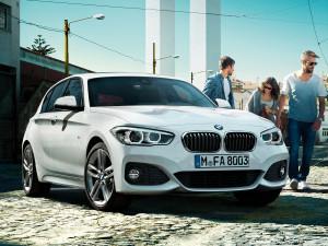 BMW F20 od 2015 roku - po faceliftingu