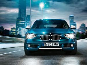 BMW serii 1 2011 - 2014 przed liftingiem