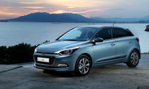 Hyundai i20 2 generacji to niewielki (niecałe 4m) samochód klasy B. Pod maską znajdziemy w nim mi. opisywany silnik 1.1 CRDi.
